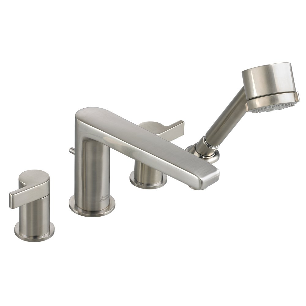 American Standard 2590.901.295 Studio Deck Mounted Tub Filler with ...