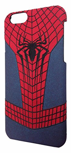 Amazing SpiderMan 2 iPhone6 Case Cover Plastic Hard Jacket Costume Amazing Spider-Man 2 Character iphone 6 case Costume MV-52A