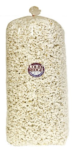 (Gourmet White Popped Popcorn 80 oz. Bash Bag (Bulk 288)