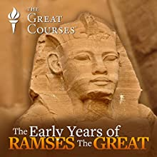 The Early Years of Ramses the Great Miscellaneous by Bob Brier Narrated by Bob Brier