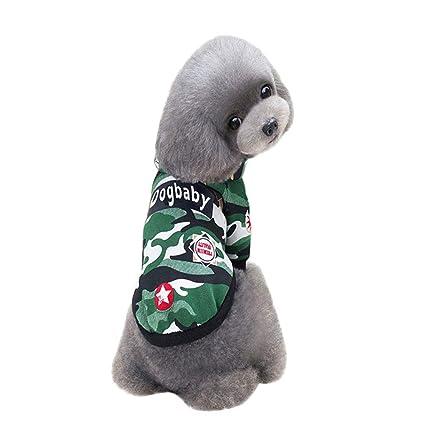 LAMEIDA Cálido Perro Abrigos de Gato algodón Ropa para Mascotas Abrigos para Perros Casuales Invierno otoño