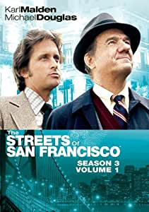 Streets of San Francisco: Season 3, Vol. 1
