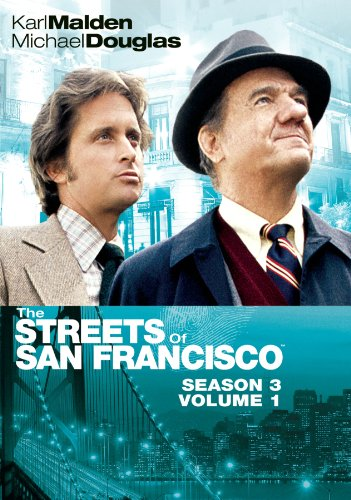 Streets of San Francisco: Season 3, Vol. 1 ()