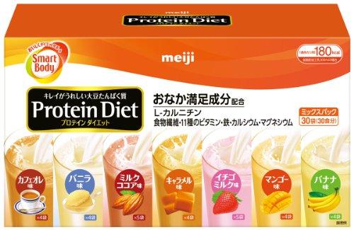 MEIJI diète protéinée Mix Pack de 30packs