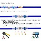 Haisstronica 180PCS Solder Seal Wire