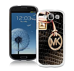 Samsung S3 Protective Skin Case With Michael Kors 123 White Phone Case For Samsung Galaxy S3 I9300 Cover Case