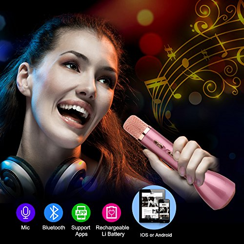 Wireless Microphones Portable Bluetooth Speakers product image