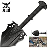 United Cutlery UC2979 M48 Kommando Tactical Survival Shovel with Sheath