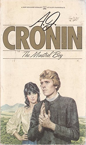 book cover of The Minstrel Boy