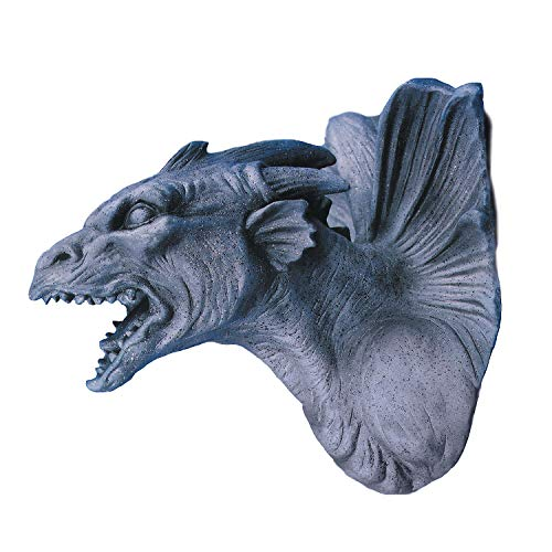 Fun Express - Gargoyle Hanging Wall Mount for Halloween - Home Decor - Decorative Accessories - Wall Decor - Halloween - 1 Piece]()