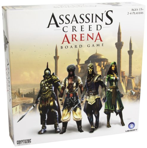 Assassin's Creed Board Game (Token Assassins Creed)