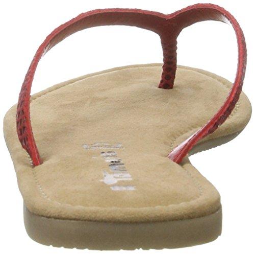 Tamaris 27115, Protectores de Dedos para Mujer Rojo (Chili 533)