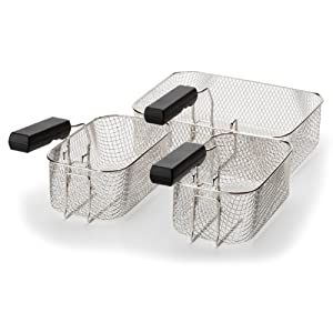 How to Clean a Deep Fryer Basket?
