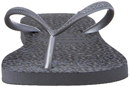 Steel Sandal Flop Flip Grey Slim Havaianas Animals Women's qnYxzA