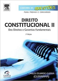 Book Direito Constitucional - Volume 2