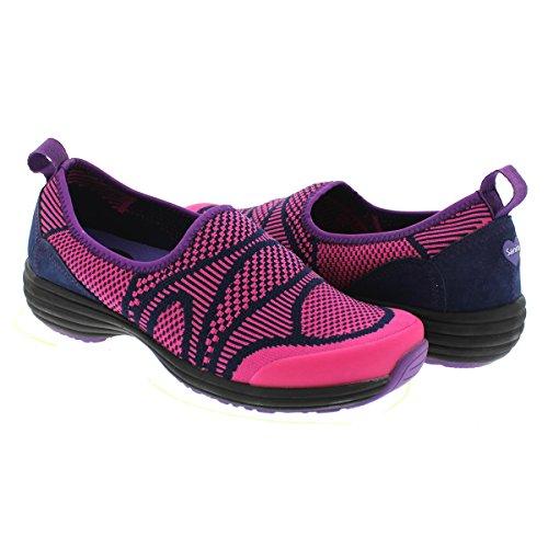 Sanita Clogs Athletic Grace Womens Pink Sanita Purple Womens 8zqwfx87r