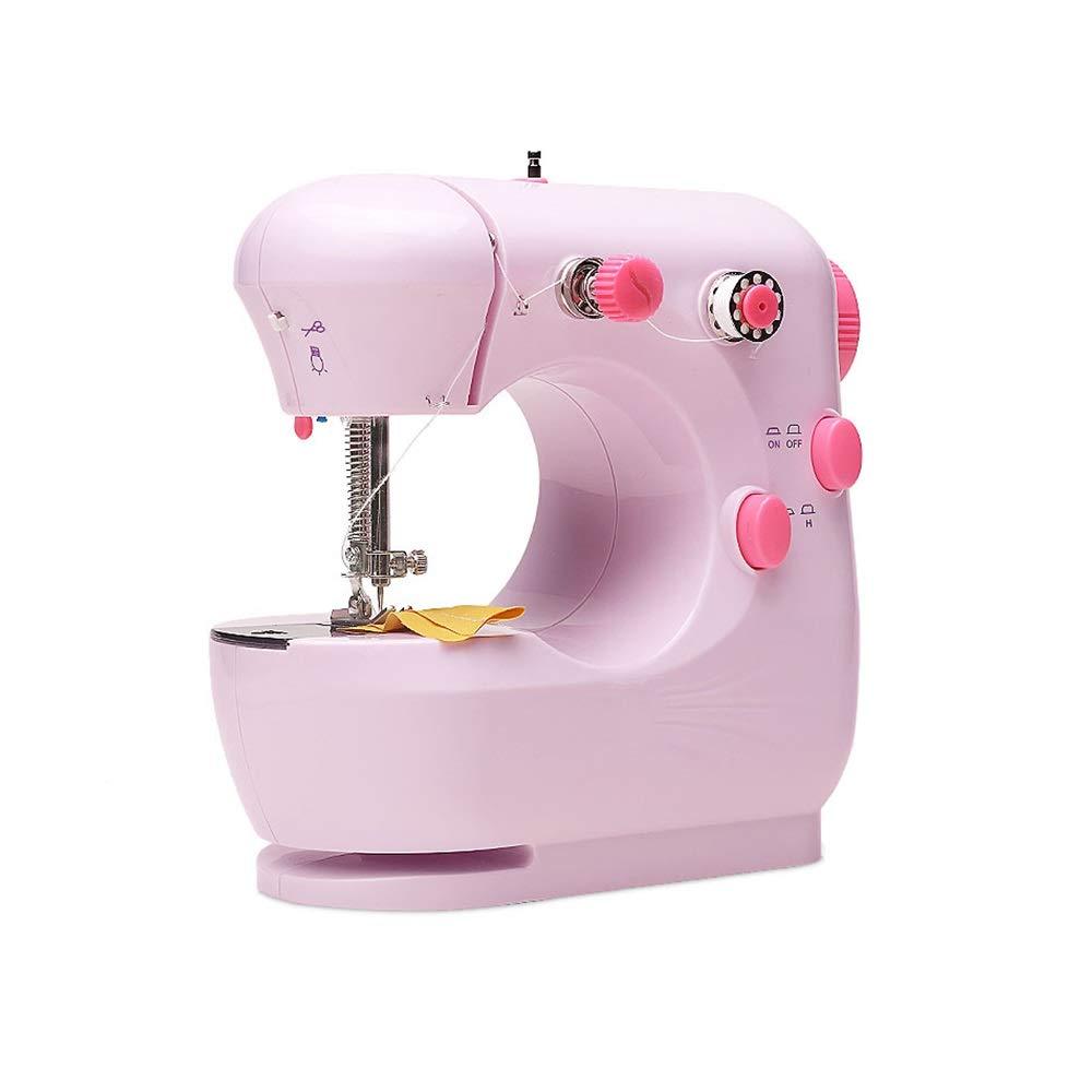 GYZ Sewing Machine, Household Portable Mini Beginner Child Repair Machine