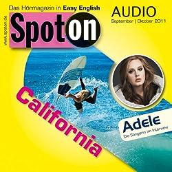 Spot on Audio - California. 9-10/2011