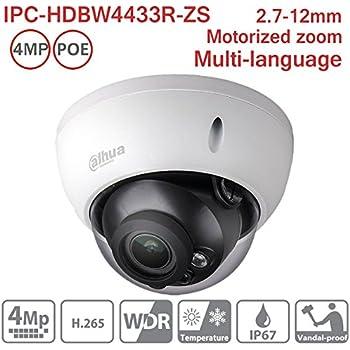 Amazon com : For Dahua PTZ IP Camera SD22204T-GN 2MP Outdoor PTZ