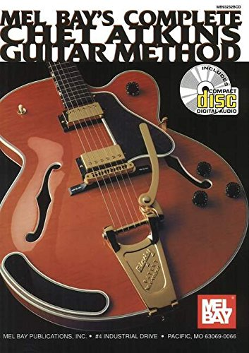 Complete Chet Atkins Guitar Method [With CD]