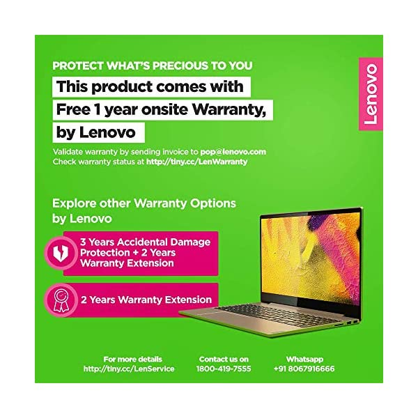 """Lenovo Ideapad S145 AMD A6-9225 15.6"""" (39.62cms) HD Thin and Light Laptop (4GB/1TB/Windows 10/Grey/1.85Kg), 81N30063IN 2021 June Processor: AMD A6-9225 