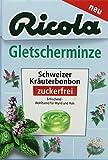 Ricola Gletscherminze Zuckerfrei 10 x 50 g