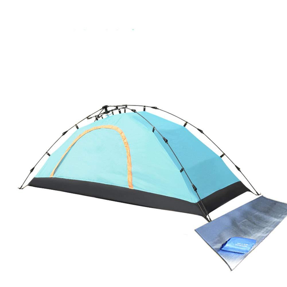 DULPLAY Instant Automatisches Pop-up Campingzelt, Familie Beach Professionell Kuppel Zelt 3 Jahreszeiten Wandern Reise Beach