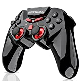 BEBONCOOL Switch Controller for Nintendo, 6 Axis Wireless Pro Game Remote Dual Motor with Adjustable Vibration Controller(Upgrade Version), and Android Controller Work with Android Phone/Tablet