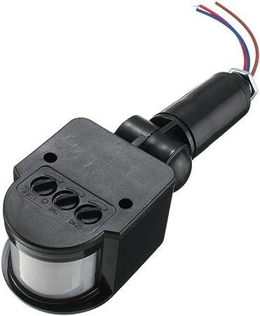 Lumière infrarouge mur de détecteur capteur mouvement infrarouge PIR extérie ZH