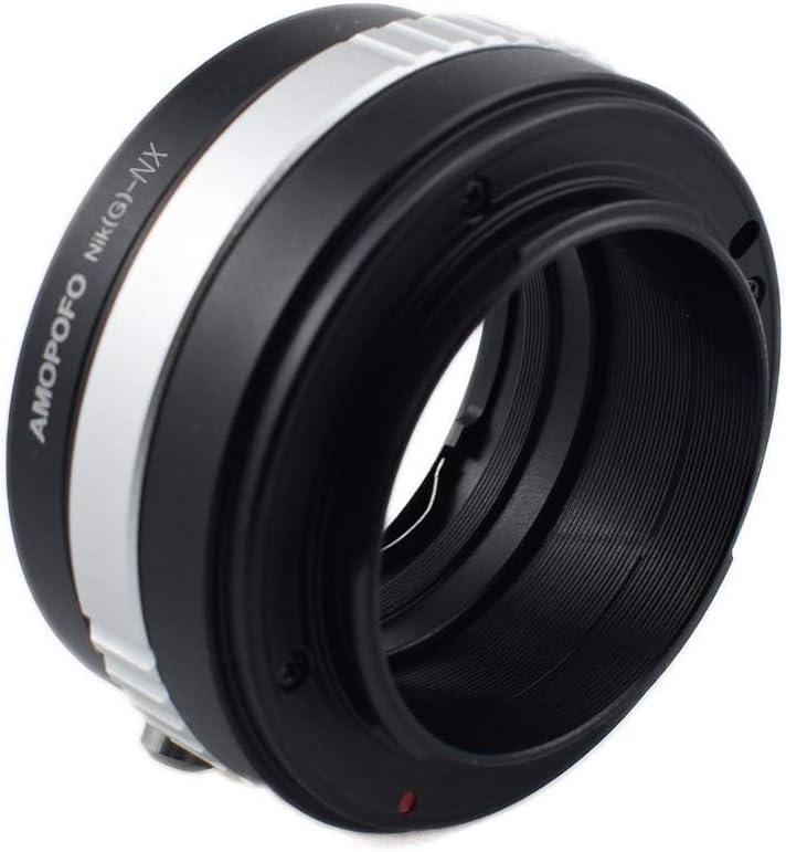 AI to NX Adapter Compatible with for Nikon F AI Lens to /&for Samsung NX Camera NX1 NX3000 NX2000 NX300M NX300 NX1000 NX210 NX200 NX30 NX20 NX5