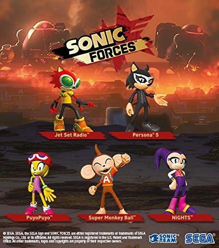 Sonic Forces Edition Bonus Jeu Switch: Amazon.es: Videojuegos