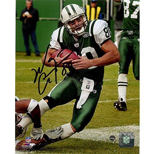 Wayne Chrebet New York Jets Signed 8x10 Photograph - Steiner Sports Certified - Autographed NFL Photos
