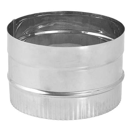 "DuraVent 6dbk-adss 6 ""de diámetro interior – DuraBlack Tubo de estufa –"