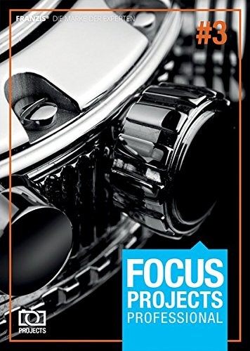 Franzis Verlag FOCUS projects 3 professional