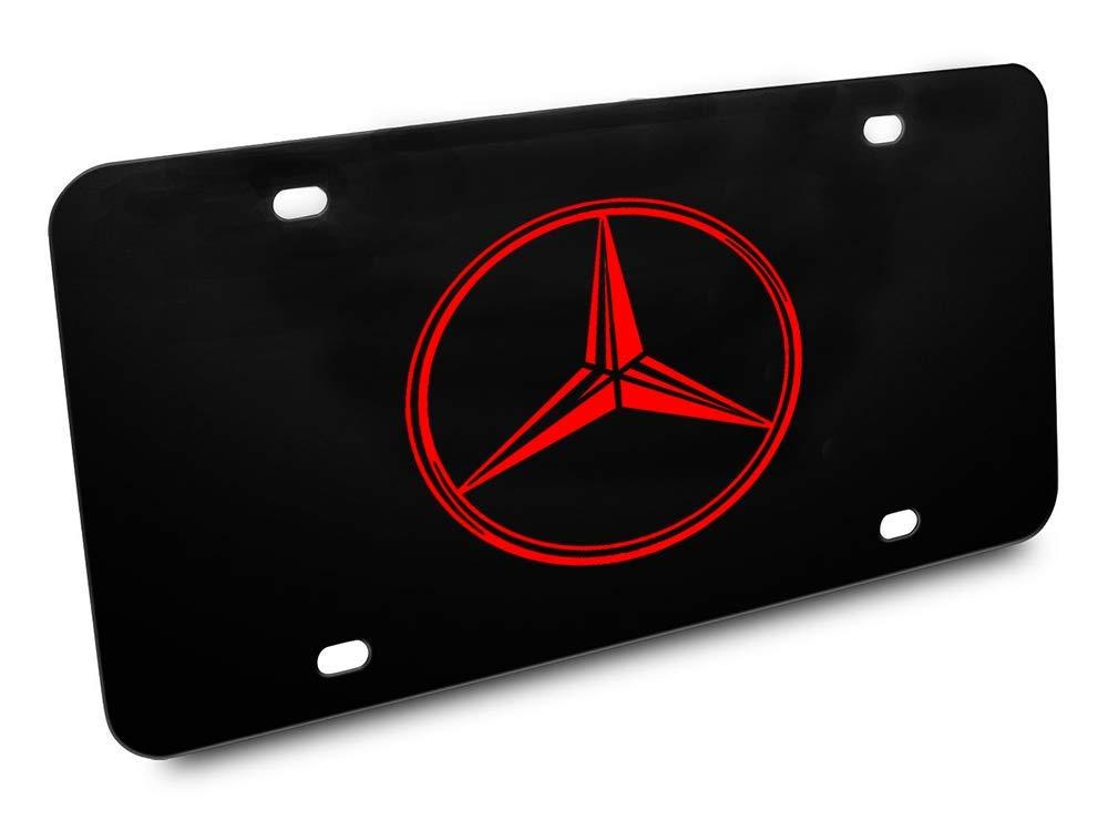 MULTI-COLOR Mercedes Vanity front license plate S63 S635 E63 E65 C63 C65 G63 GLS63