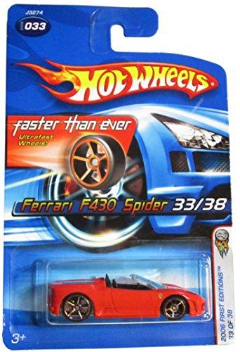 33 Ferrari F430 Spider - 5