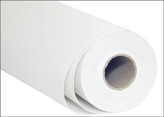 Pet Canvas tejido Impresora Lienzo (Lienzo 24), 240 g/m² seda brillo 0,61 M X 24 m – para Dye, Pigmento de tinta Canon SGP Recubrimiento Especial Para tintas de y Tintas pigmento,