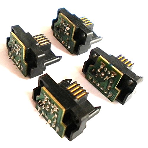 4x Fuser Chip 109R00752 for Xerox 245,255. WC5632,5638,5645,5655,5735,5740,5745