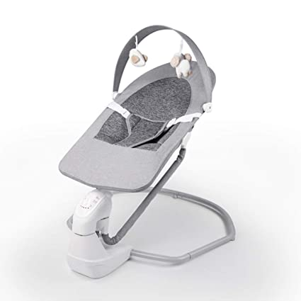 Premium Baby Rocking Chair With Adjustable Angle And Safety Belt 2 Colors Activity & Gear Mother & Kids