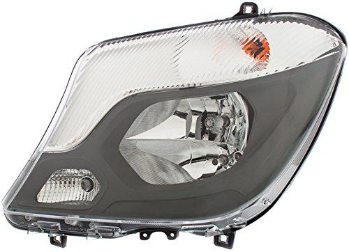 HELLA 011030151 Headlight Assembly