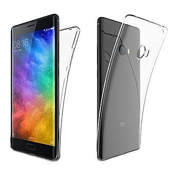XiaoMi Mi Note 2 Silicona Funda Trasera Carcasa Cubierta de ...
