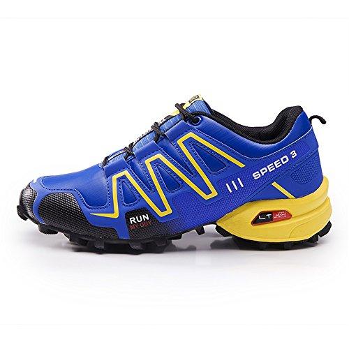 Shufang Uomo Sapphire Blue Scarpe shoes Stringate 40 Blu EU PraxwPqtgp