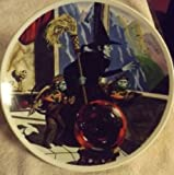 Wizard of Oz Wicked Witch of West Collector Plate
