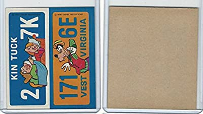 1976 Wonder Bread, Crazy License Plates, Disney, Kentucky, West Virginia