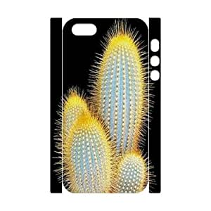 Cactus DIY 3D for Case For Sam Sung Galaxy S5 Cover LMc-75558 at LaiMc
