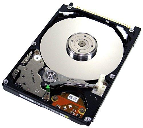 Toshiba MK4036GAC - Hard drive - 40 GB - internal - 2.5