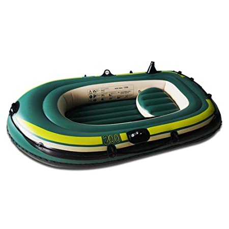 MICROSHE Kayak Hinchable Explorer Barco Inflable de PVC for ...