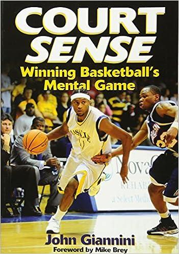 Book Court Sense: Winning Basketball's Mental Game