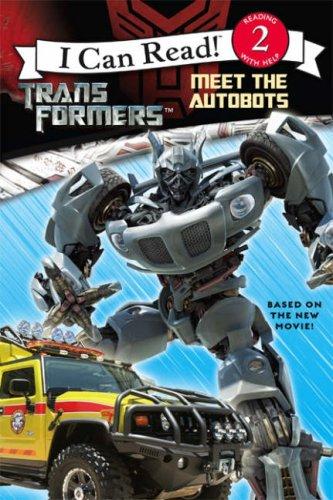 "Read Online Meet the Autobots: v. 1 ( "" Transformers "" ) ebook"
