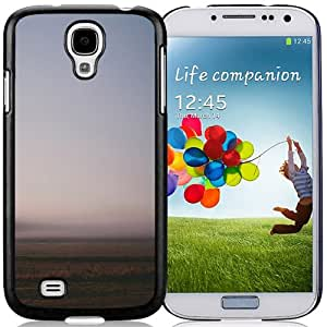 New Beautiful Custom Designed Cover Case For Samsung Galaxy S4 I9500 i337 M919 i545 r970 l720 With Nature Wide Foggy Landscape Phone Case